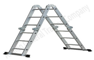 ALUMINIUM COLLAPSIBLE LADDER PS