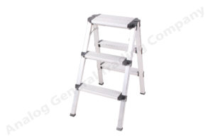 Aluminum Stool Type Ladder