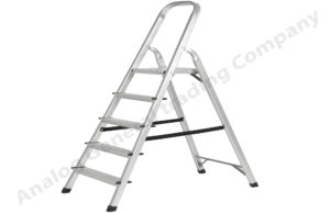 Aluminum Light Weight Step Ladder in UAE