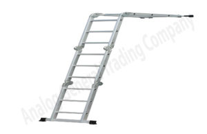 Aluminum Roof Ladders in UAE
