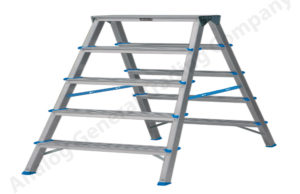 Aluminum Stair Ladders in UAE