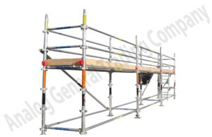 Medium Duty Aluminum Scaffolding