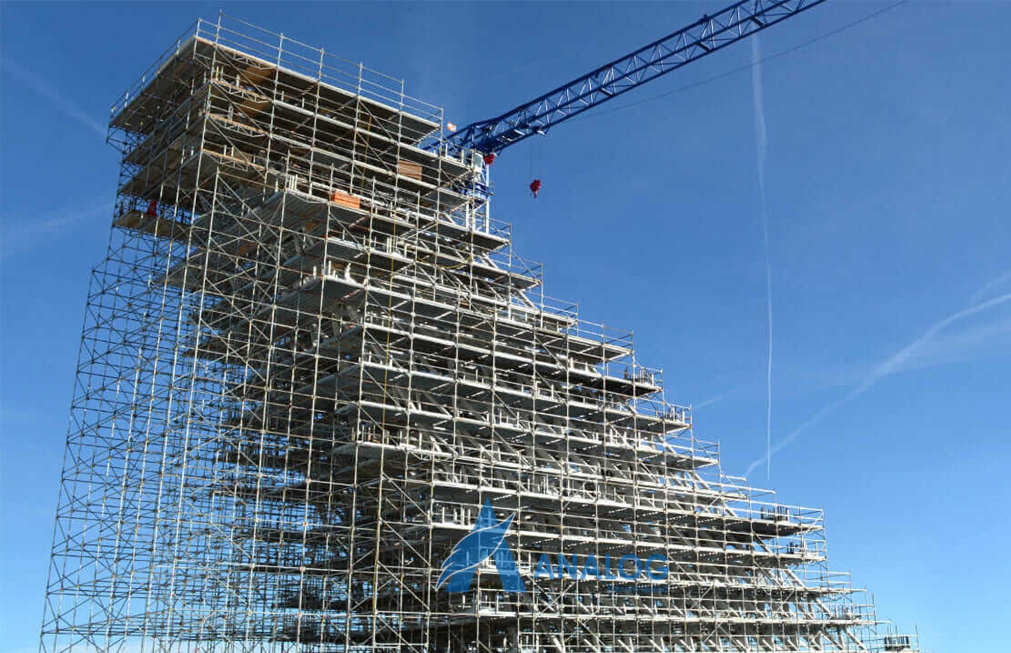 Scaffolding for Construction and Maintenance Sites
