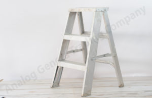 Small Aluminum Step Ladder in UAE