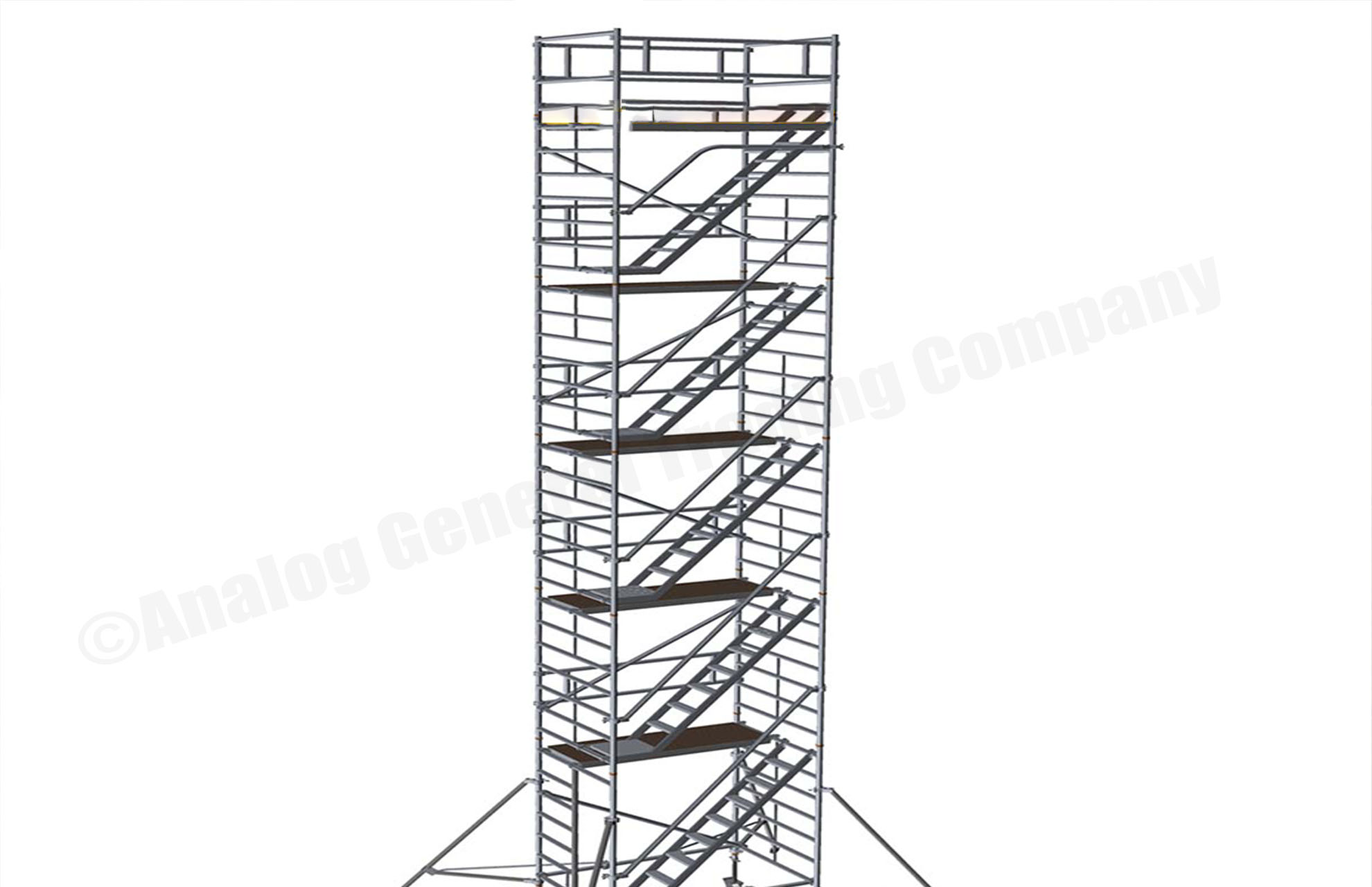 Foldable-Mobile-Tower
