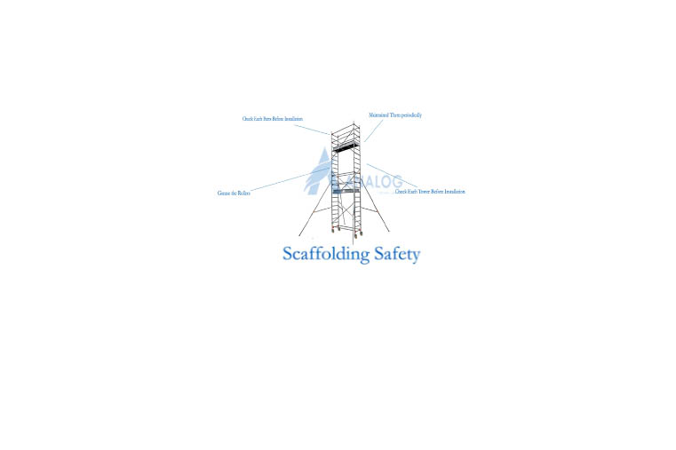 Aluminum Scaffolding Safety