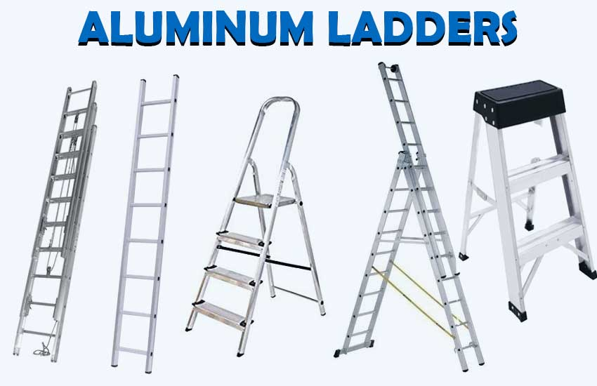 Aluminum Ladders are so useful for every type of construction works