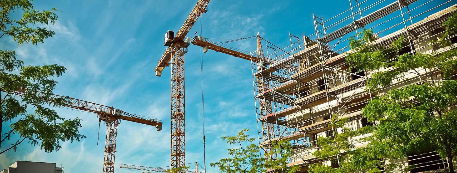 aluminium scaffolding building material in UAE