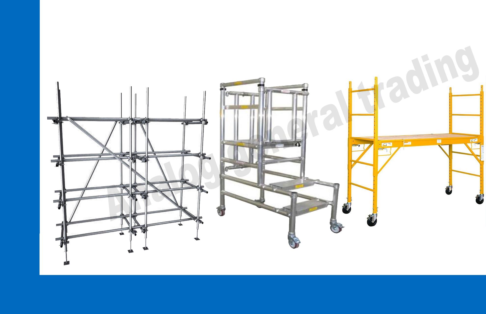 Steel Scaffolding Supplier in UAE